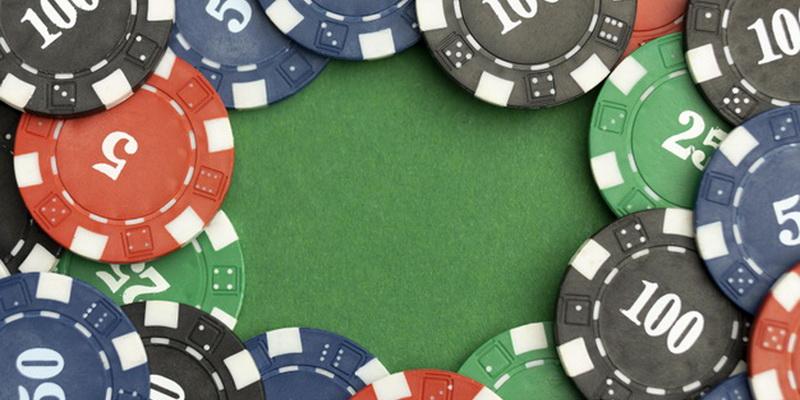 Daugybė žetonų - azartiniai lošimai priklausomybė