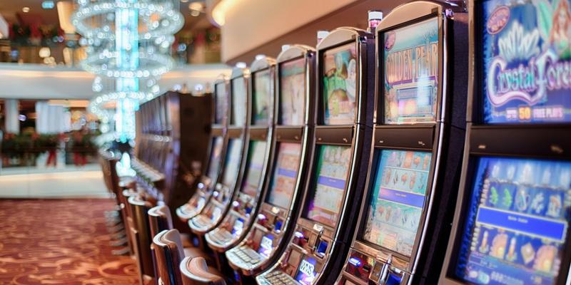 Lošimo automatai - kazino taisyklės