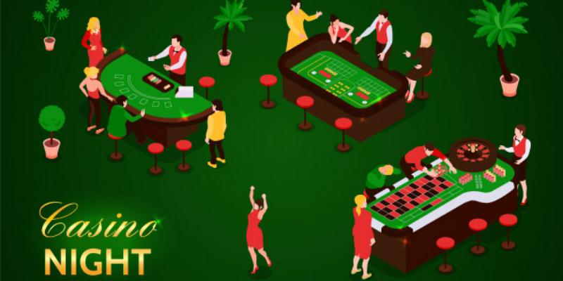 Kazino internete galima žaisti azartinius žaidimus - online casino night